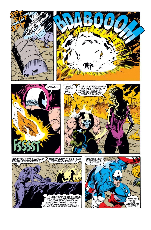 Captain America (1968) Issue #410 #359 - English 20
