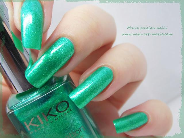 Kiko Pearly Peacock 423 3