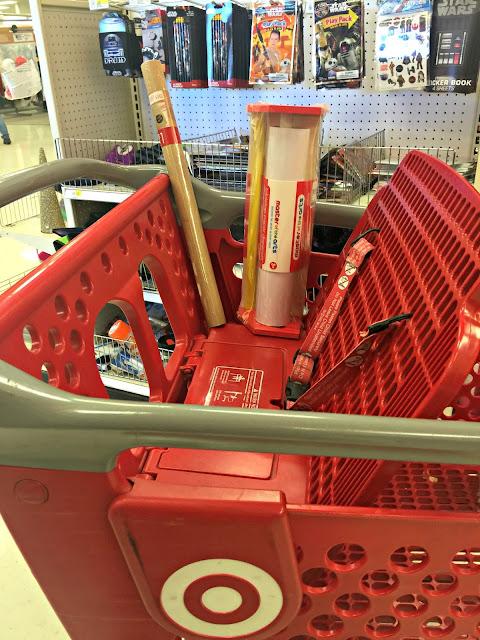 Target dollar spot goodies - www.goldenboysandme.com