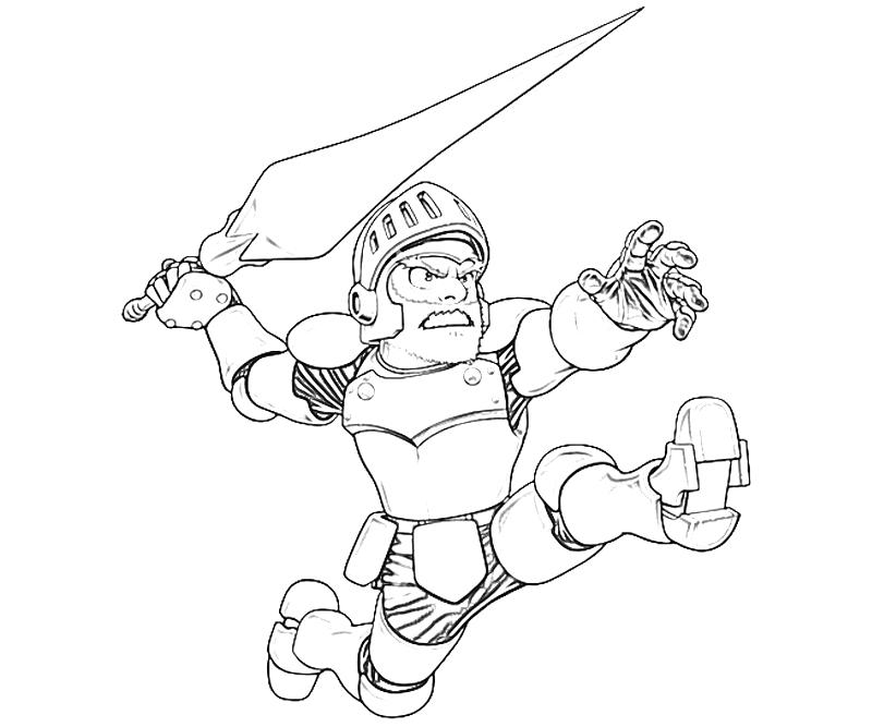 printable-marvel-vs-capcom-sir-arthur-armor_coloring-pages