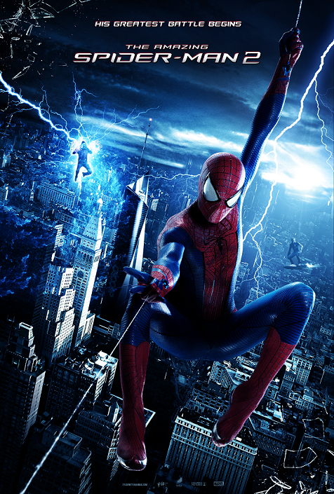 The Amazing Spider-Man 2 (2014) Update Kualitas