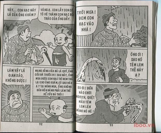 Truyện tranh Trạng Quỷnh Tập 200 trang 46