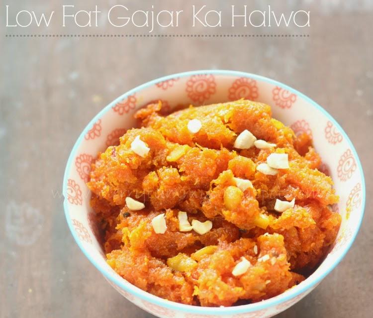 how to make gajar ka halwa with khoya in hindi