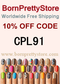Born Pretty Store's 10% discount Coupon Code