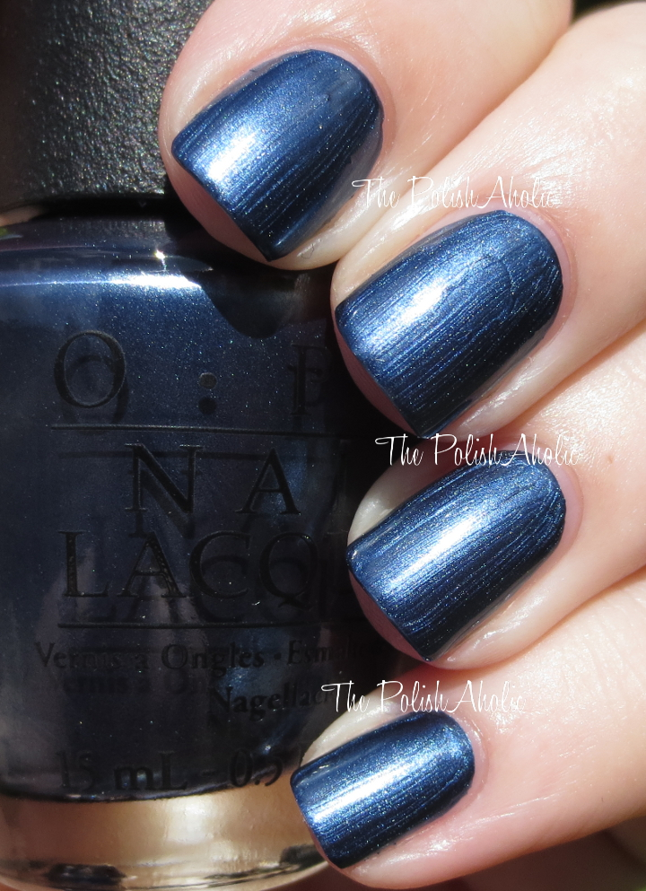 Opi Nail Polish 7th Inning Stretch - Absolute cycle