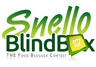 #snellobb02 blind box – the food blogger contest -