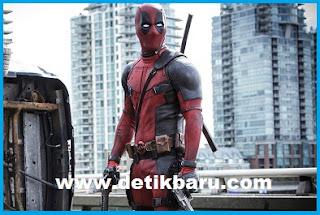 Salah Satu Aksi Deadpool Dalam Menumpas Kejahatan
