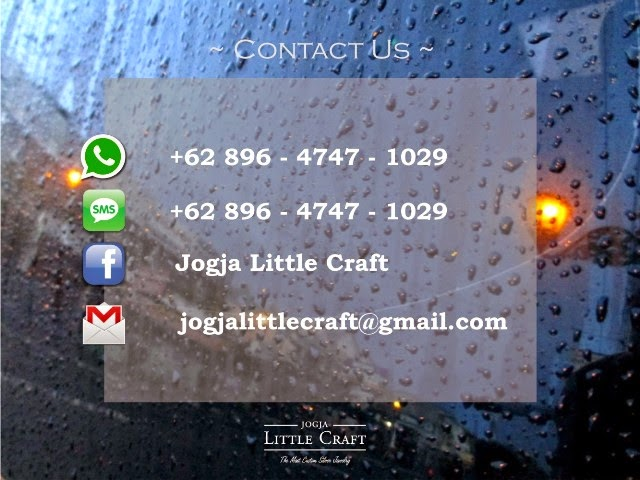 contac us - jogja little craft