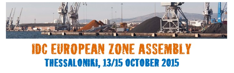 EUROPEAN ZONE ASSEMBLY in THESSALONIKI, GREECE
