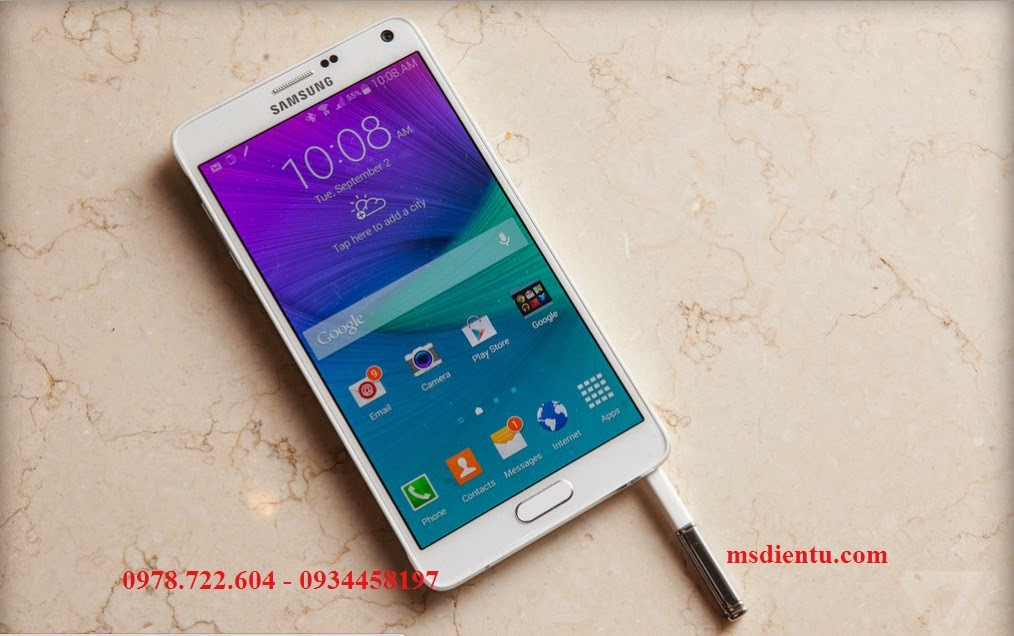 Samsung Galaxy Note 4 trung quốc