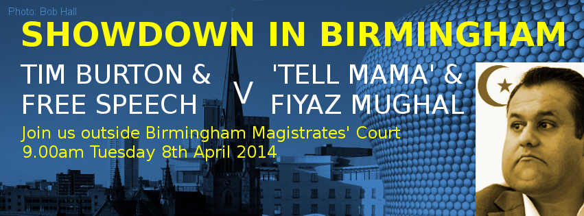 Taqiyya Trials in Birmingham will tell if Islam is a race