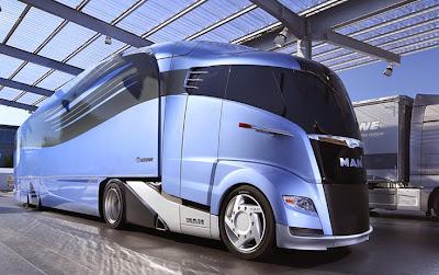 Τα 5 πιο προηγμένα τεχνολογικά Φορτηγά