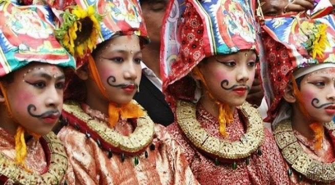 Những lễ hội ma quỷ rùng rợn nhất thế giới