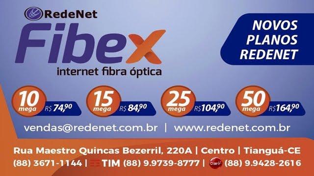 O SEU MELHOR PROVEDOR DE INTERNET BANDA LARGA AGORA FIBRA ÓPTICA!