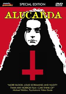 Алукарда / Alucarda, la hija de las tinieblas.