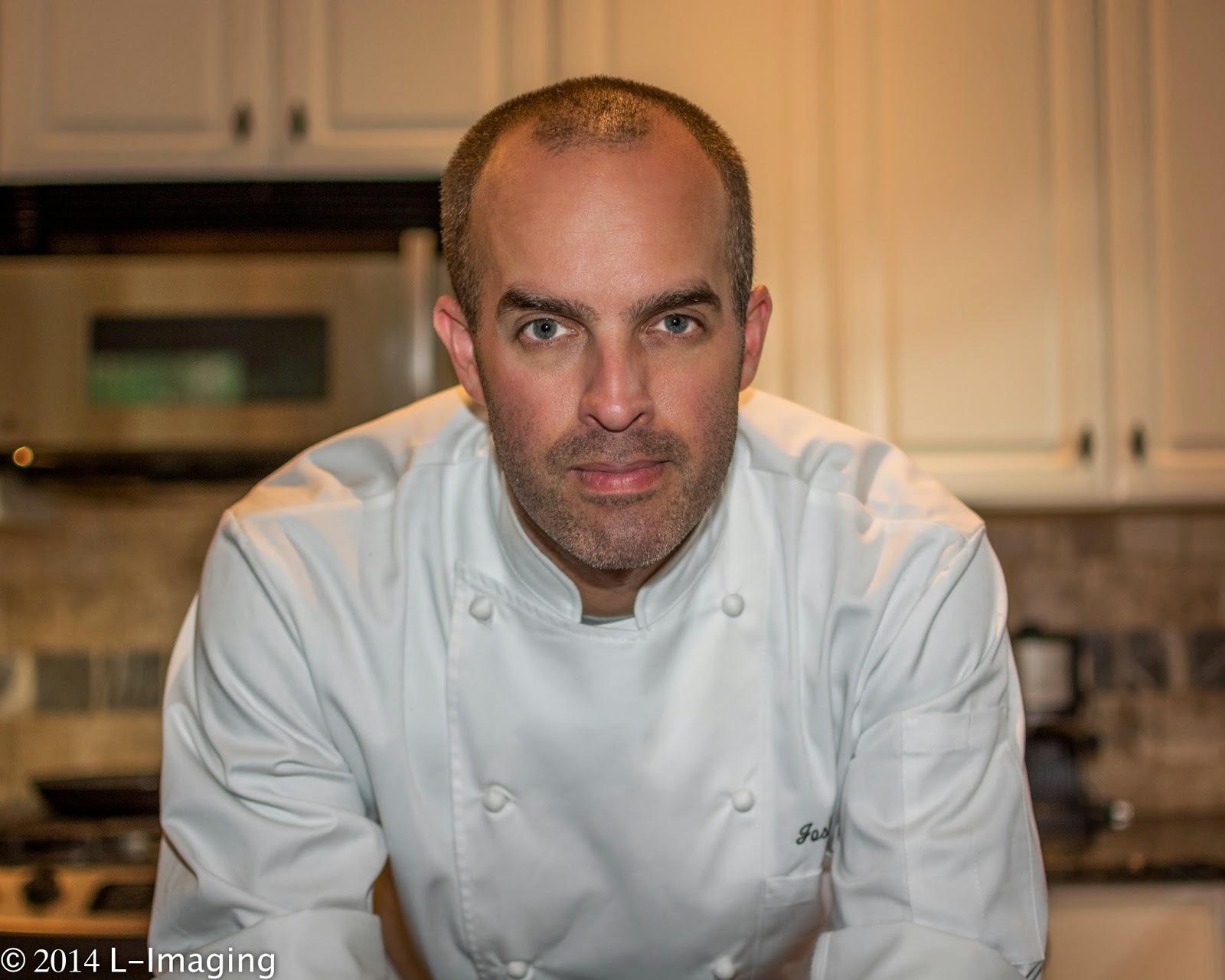 L Imaging Pastry Chef John Johnson