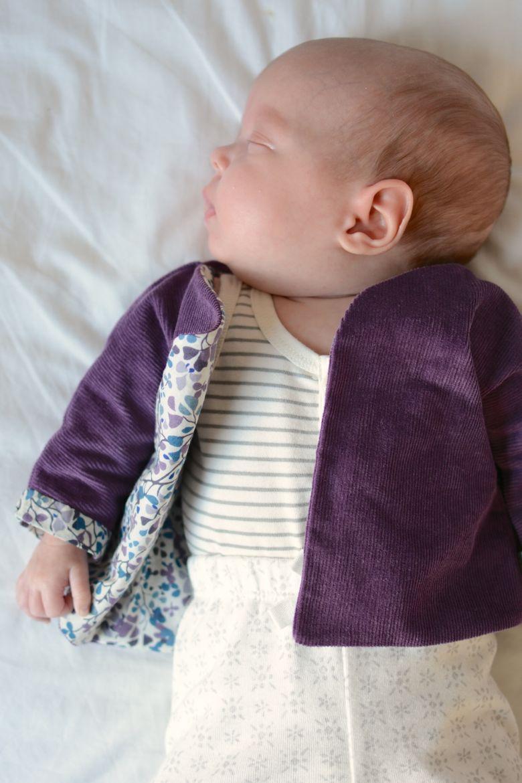 33d01baa3 weald - UK adventures  diy baby... an autumn jacket