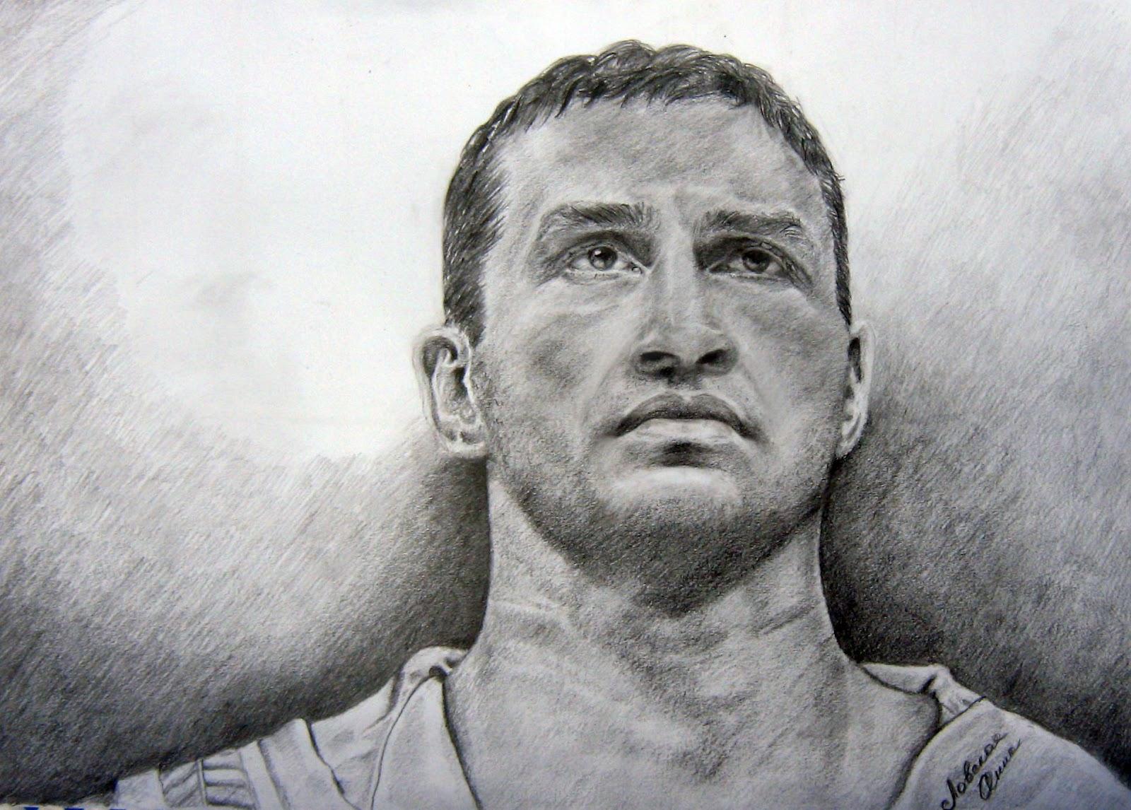 Владимир Кличко. Портрет