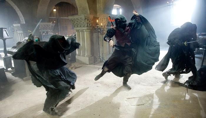 Cavalerul noptii - episoadele 1-6