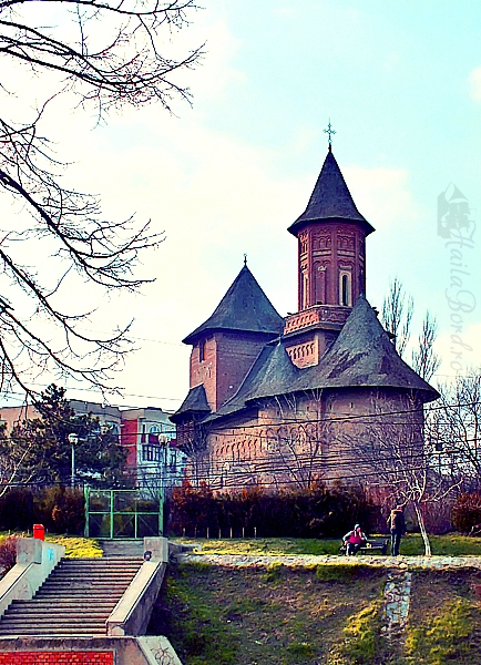 biserica precista galati