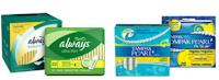 Free Always/Tampax Sample Pack