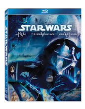 """STAR WARS""  - THE CLASSIC TRILOGY ON BLU-RAY"