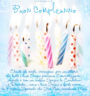 Cascina Molino Buon Compleanno Marco