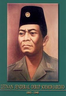 gambar-foto pahlawan kemerdekaan indonesia, Oerip Soemoharjo