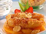 Banana Peach Caramel