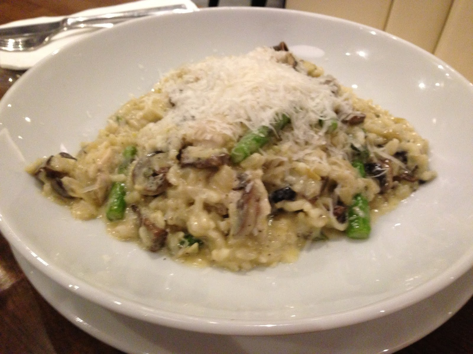 risotto with chicken and asparagus risotto chicken and asparagus ...