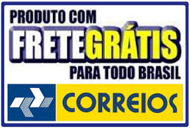 Envio via Correios