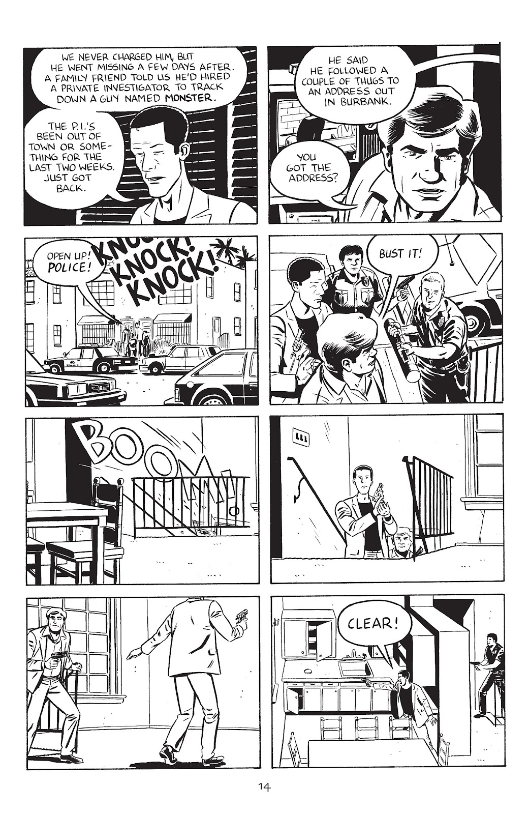 Stray Bullets Issue #29 #29 - English 16