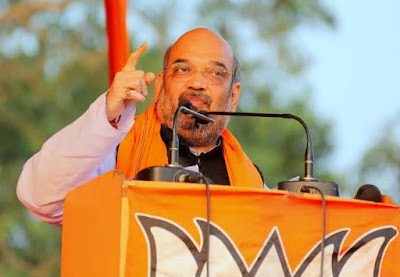 Battle for Bihar: BJP National President Amit Shah