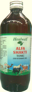homeopathy tonic for veterinary use