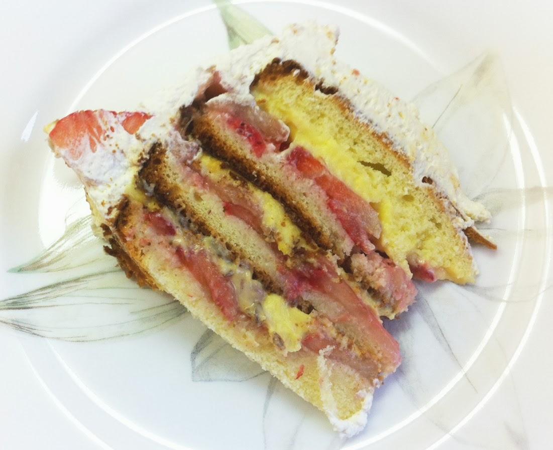 Gluten Free Cassata Cake Corbo S Style Beene S Baking Blog