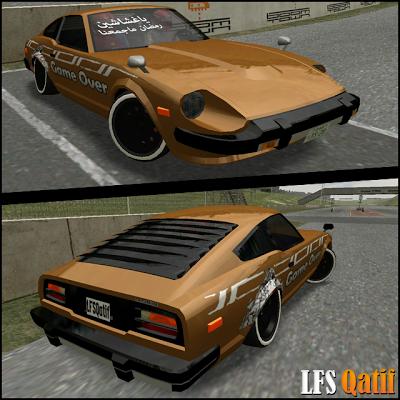 2# : XR - Datsun ZX280 T