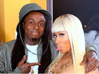 Nicki Minaj with Lil Wayne pics