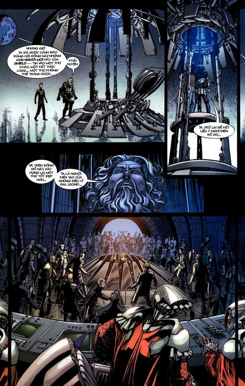 S.H.I.E.L.D chap 2 - Trang 24