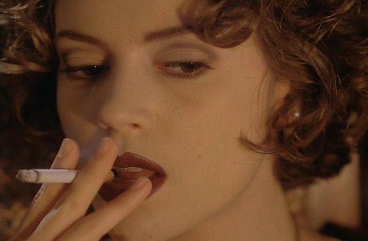 alyssa milano smoking sex