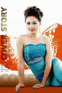 Beautiful Myanmar Model Shine Thu Thu MG
