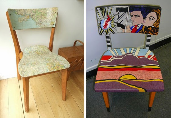the art of up cycling upcycled chairs cool ideas for