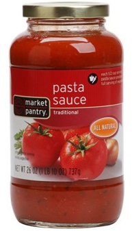 Target: Market Pantry Pasta Sauce = 50¢ w/ New Mobile Coupon! - The ...