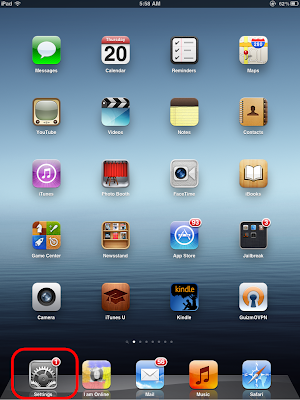 Tutorial: How to Upgrade to iOS 6 for iPhone 3GS, iPhone 4, iPhone 4S, iPod touch (4th generation), iPad 2 and The new iPad