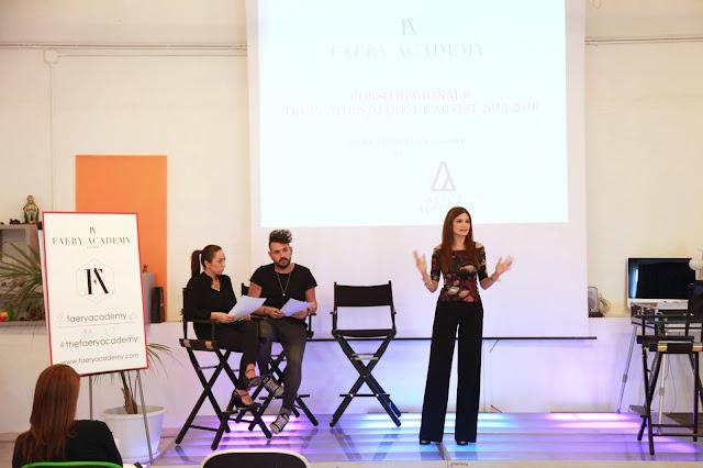 Presentazione Corso Regionale Truccatore - Faery Academy