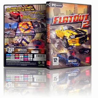 Downd Game đua xe: FlatOut 2 – Đường chạy tử thần