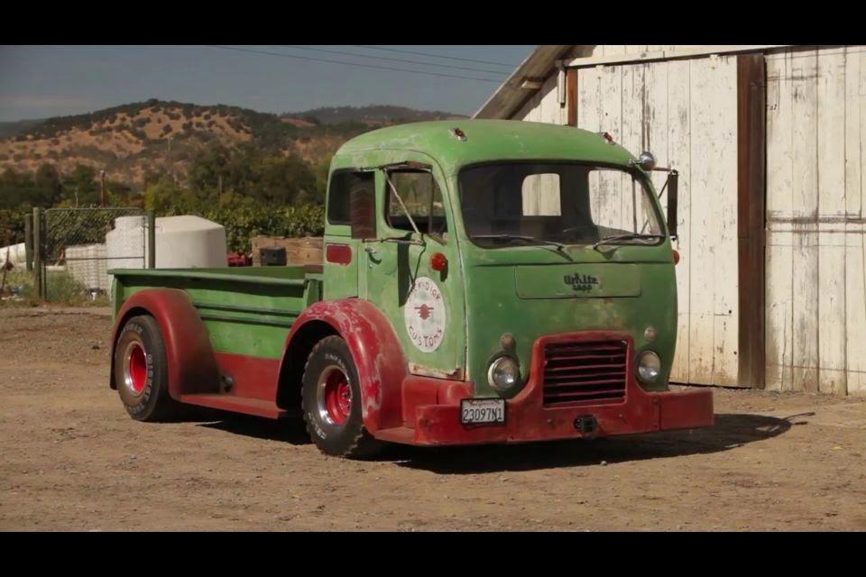 Daily Turismo 15k The Green Monster 1953 White Motors