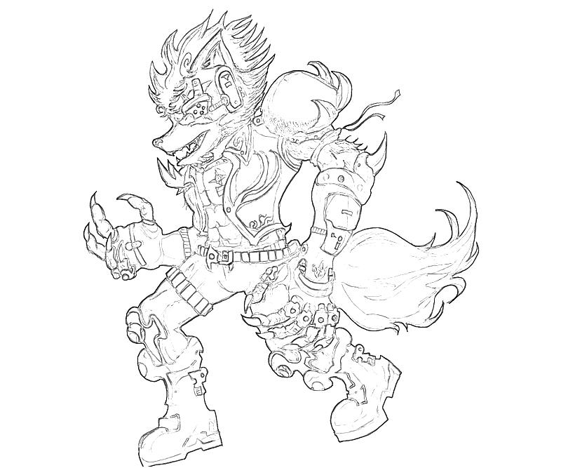 printable-wolf-o-donnell-character_coloring-pages