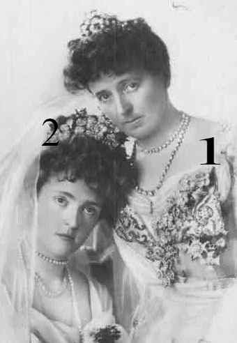 Duchesses Karl Theodor et Marie Gabrielle en Bavière