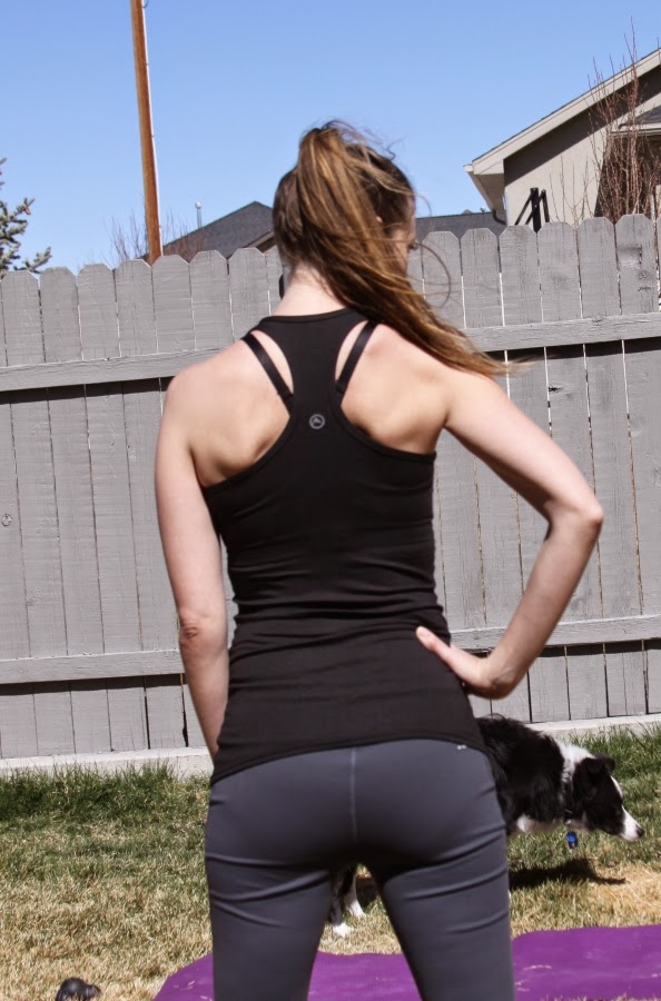 aurorae fitness workout top