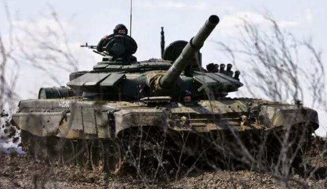 Russia Sends Troops, Dozens Of Tanks Into Ukraine As Fears Of World War 3 Grow
